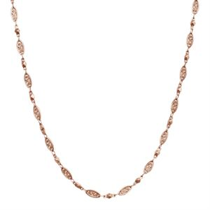 """Picture of Rose Gold Natalie Chain: 16-19"""""""