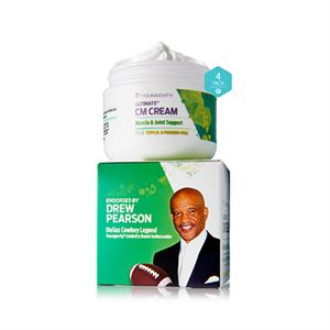 Picture of Ultimate CM Cream™ (Paraben-Free) - 2 oz (4 Pack)